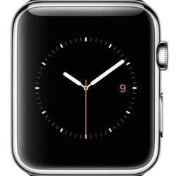 Apple Watch Series 1 42mm Silver Stainless Steel Case - Refurbished Good