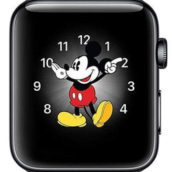 Apple Watch Series 1 42mm Space Black Stainless Steel Case - Refurbished Very Good Sim Free cheap