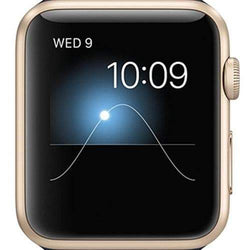 Apple Watch Series 1 Smartwatch 42mm Gold Aluminium Case - Refurbished Excellent Sim Free cheap