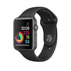 Apple Watch Series 1 Smartwatch 42mm Space Grey Aluminium Case - Refurbished Excellent Sim Free cheap