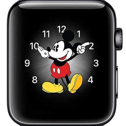 Apple Watch Series 2 Smartwatch 42mm Silver Stainless Steel Case - Refurbished Excellent