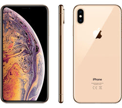 Apple iphone XS Max Gold 256GB (EE) Refurbished Pristine