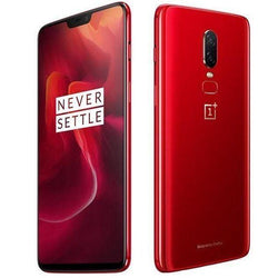 Oneplus 6 128GB Dual SIM Red Unlocked Refurbished Pristine