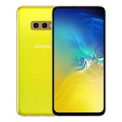 Samsung Galaxy S10e 128GB Canary Yellow Unlocked Refurbished Pristine