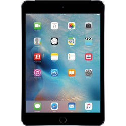 Apple iPad Mini 4 128GB WiFi + 4G Unlocked Space Grey Refurb Good