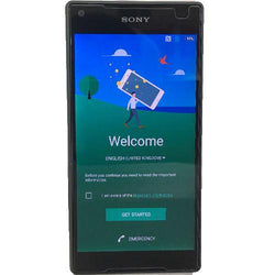 Sony Xperia Z5 Compact 32GB Graphite Black Vodafone - Refurbished Pristine