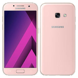 Samsung Galaxy A3 (2017) 16GB Peach Cloud Unlocked Refurbished Good