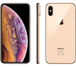 Apple iPhone XS 512GB Gold Unlocked Refurbished Pristine Pack