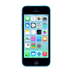 Apple iPhone 5C 32GB Blue Unlocked - Refurbished Good