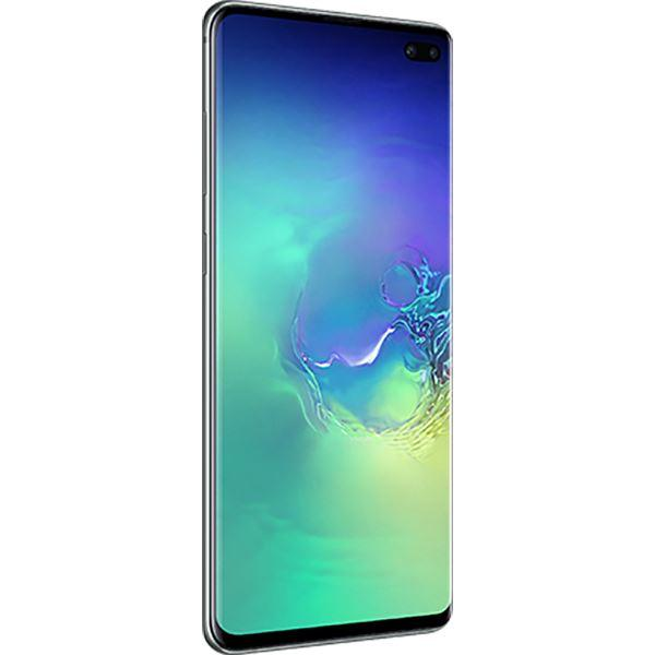 Samsung Galaxy S10 Plus 128GB Prism Green Unlocked Refurbished Good