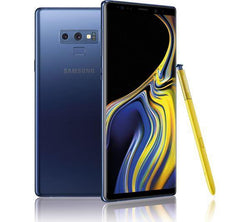 Samsung Galaxy Note 9 Ocean Blue 512GB Unlocked - Refurbished Pristine