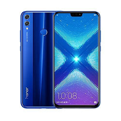 Huawei Honor 8X - 64GB Blue Unlocked Refurbished Pristine Pack