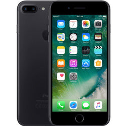 Apple iPhone 7 Plus 256GB Matte Black Unlocked Refurb Pristine Pack