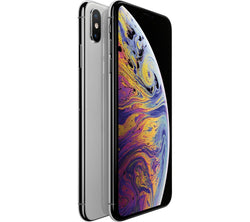 Apple iPhone XS Max 512GB Silver Unlocked Refurbished Excellent