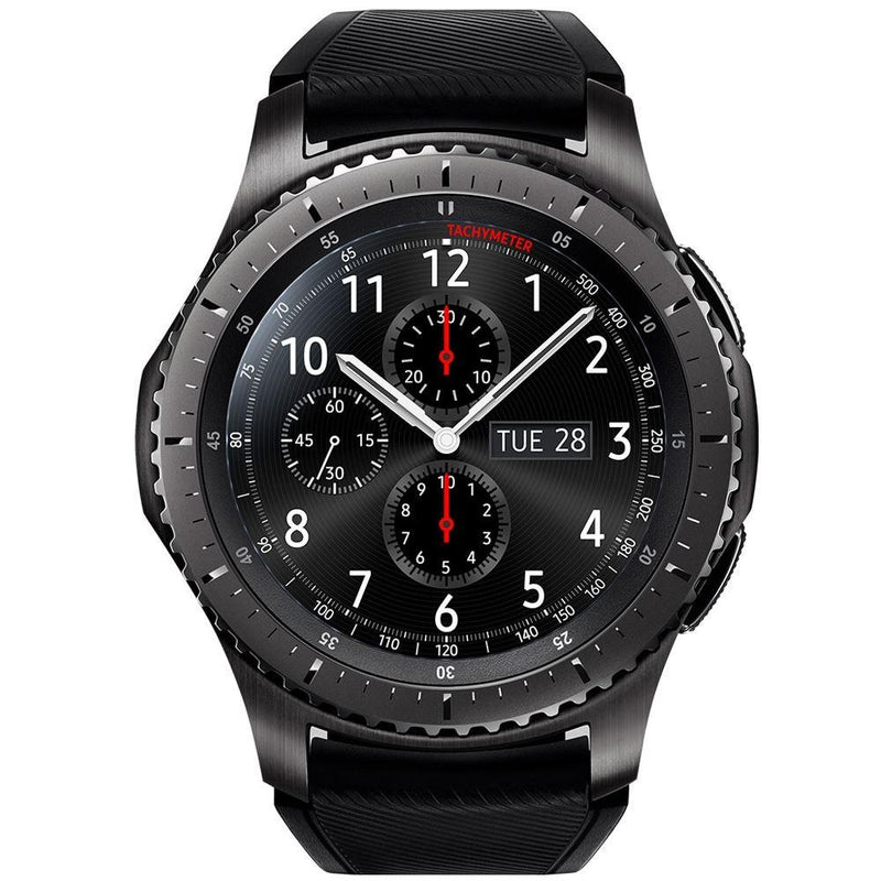 Samsung Gear S3 Frontier Black Smartwatch Refurbished Good