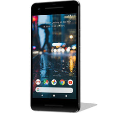 Google Pixel 2 64GB Just Black Unlocked Refurbished Good