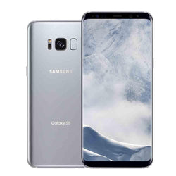 Samsung Galaxy S8 Plus 64GB Silver Unlocked Refurbished Excellent