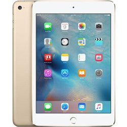 Apple iPad Mini 4 128GB WiFi + 4G Gold Unlocked Refurb Excellent