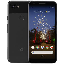 Google Pixel 3a 64GB Just Black Unlocked Refurbished Excellent