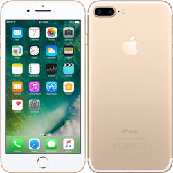 Apple iPhone 7 Plus 256GB Gold Unlocked Refurbished Pristine Pack
