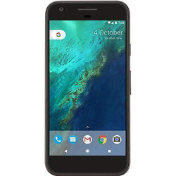 Google Pixel 128GB Quiet Black Unlocked - Refurbished Excellent Sim Free cheap