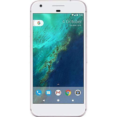 Google Pixel 32GB Very Silver - Refurbished Excellent Sim Free cheap