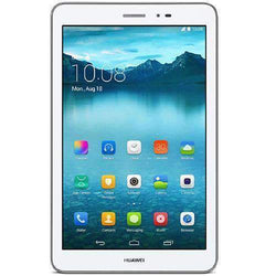 Huawei MediaPad T1 8.0 16GB WiFi + 4G/LTE White/Silver Unlocked - Refurbished Pristine