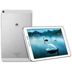 Huawei MediaPad T1 8.0 8GB WiFi + 4G/LTE White/Silver Unlocked - Refurbished Excellent Sim Free cheap