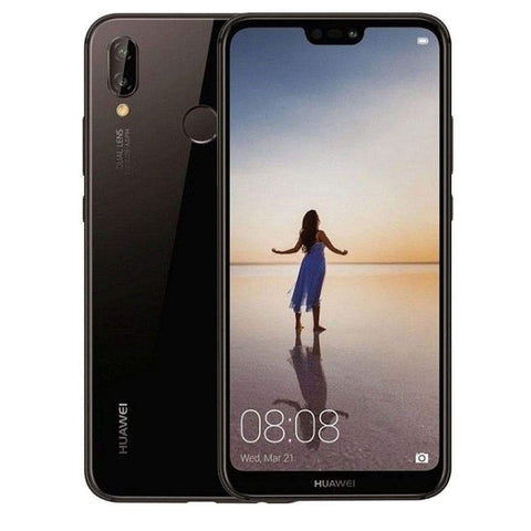 Huawei P20 128GB, Black (Vodafone UK) - Refurbished Excellent Sim Free cheap