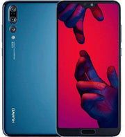 Huawei P20 Pro 128GB, Blue (Unlocked) - Refurbished Excellent