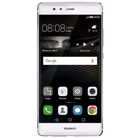 Huawei P9 32GB, Mystic Silver (Unlocked) - Refurbished Very Good Sim Free cheap