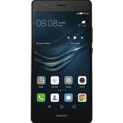 Huawei P9 Lite Dual SIM 16GB Black Unlocked - Refurbished