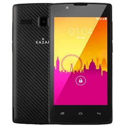 Kazam Trooper 540 4GB Black Unlocked - Refurbished Excellent Sim Free cheap
