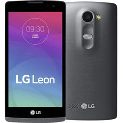 LG CK50 Leon 8GB Titanium Black Unlocked - Refurbished Excellent Sim Free cheap