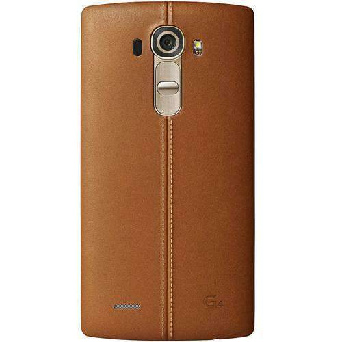 LG G4 Leather Brown Unlocked - Refurbished Excellent Sim Free cheap