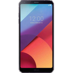 LG G6, 32GB Astro Black (Unlocked)- Refurbished Good