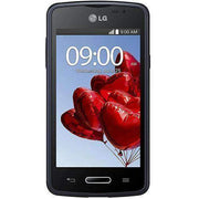 LG L50 4GB Blue/Black Unlocked - Refurbished Very Good Sim Free cheap