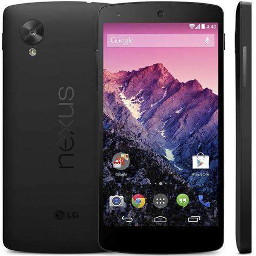 LG Nexus 5 16GB Black Unlocked - Refurbished Excellent Sim Free cheap