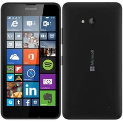 Microsoft Lumia 640 LTE 8GB, Black  (EE Locked) - Refurbished Good