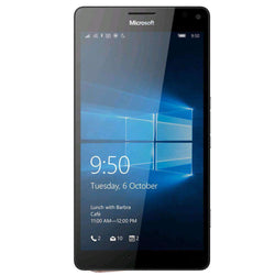 Microsoft Lumia 950 XL 32GB Black Unlocked - Refurbished Very Good Sim Free cheap