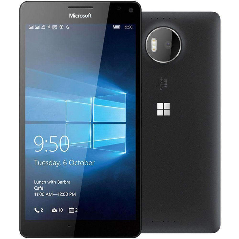 Microsoft Lumia 950XL 32GB Black Unlocked - Refurbished Excellent Sim Free cheap