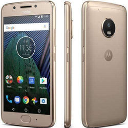 Motorola Moto G5 16GB Fine Gold Unlocked - Refurbished Very Good Sim Free cheap