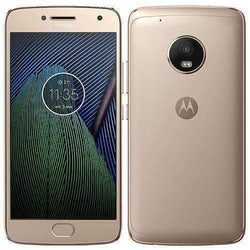 Motorola Moto G5 Plus 32GB, Fine Gold (Unlocked) - Refurbished Excellent