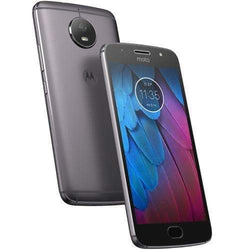 Motorola Moto G5S 32GB, Lunar Grey (Unlocked) - Refurbished Very Good Sim Free cheap