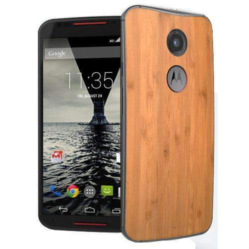 Motorola Moto X (2nd Gen) 16GB Black Bamboo Unlocked - Refurbished Excellent Sim Free cheap