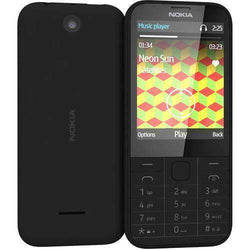 Nokia 225 Black Unlocked - Refurbished Very Good Sim Free cheap