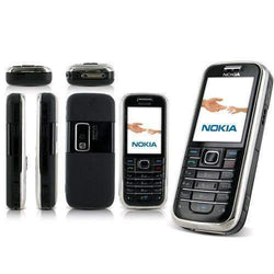 Nokia 6233 Black Unlocked - Refurbished Excellent Sim Free cheap