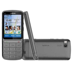Nokia C3-01 Touch and Type Warm Grey - Refurbished Very Good Sim Free cheap