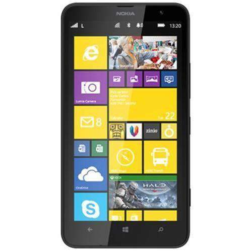 Nokia Lumia 1320 8GB Black Unlocked - Refurbished Very Good Sim Free cheap
