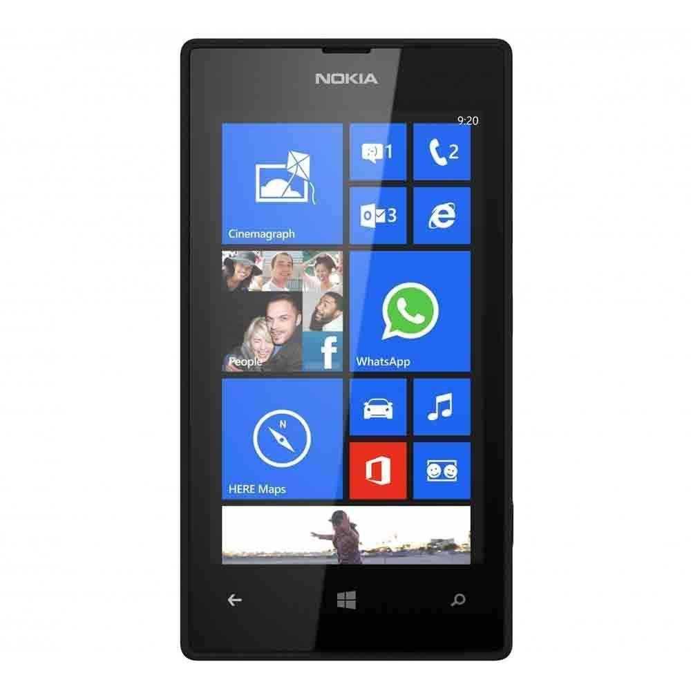 Nokia Lumia 520 Black Unlocked - Excellent Condition Sim Free cheap